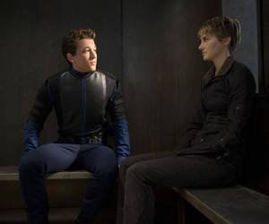 insurgent, peter, and tris image