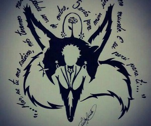 fox, prince, and rose image