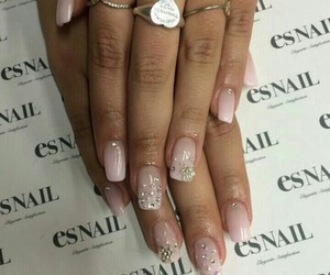fashion, nail design, and luxury image