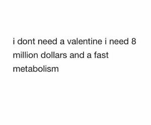 valentine, funny, and money image
