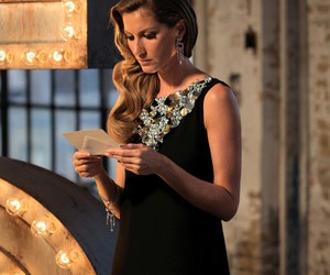 chanel, Gisele Bundchen, and model image