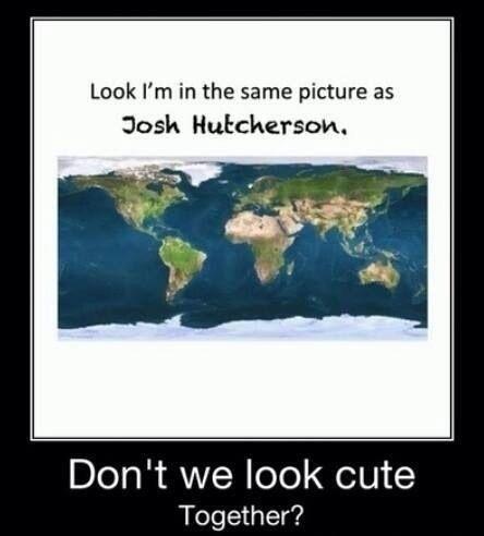 josh hutcherson, funny, and picture image