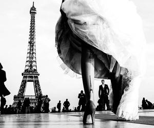 paris, wedding, and love image