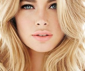 model, Doutzen Kroes, and blonde image