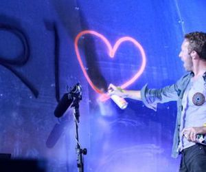coldplay, rock in rio, and love image