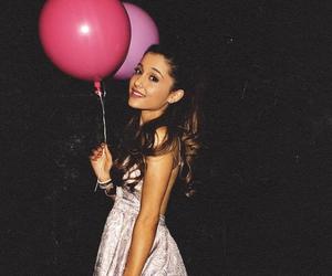ariana grande, balloons, and ariana image