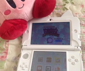 kawaii, kirby, and pink image