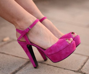 barbie, shoes, and suede image