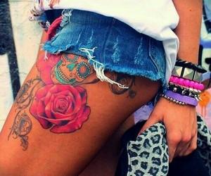 tattoo, тату, and татуировка image