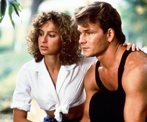 dirty dancing, movie, and patrick swayze image