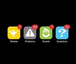 app, dwarf, and funny image
