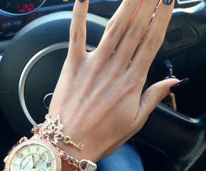 audi, Michael Kors, and nails image