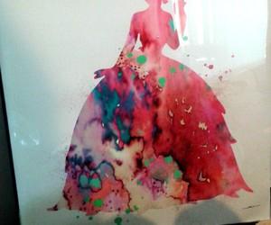 art, tiana, and disney image