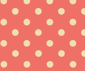 background, girly, and dots image