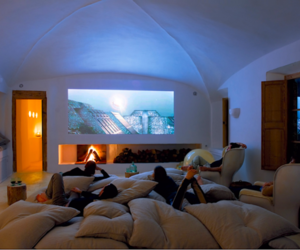 cinema, comfy, and room image