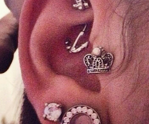 cool, perfect, and earrings image