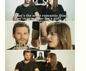 Jamie Dornan, romantic, and cute image