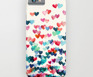 case and hearts image