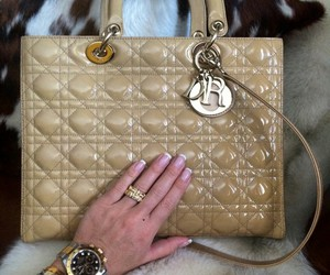 gorgeous lady dior bag image