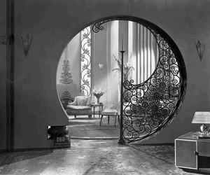 art deco, decoration intérieure, and années 20 image