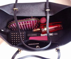 bag, pink, and Victoria's Secret image