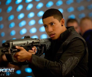 insurgent, uriah, and divergent image
