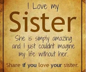 love quotes, sisters, and quotes image