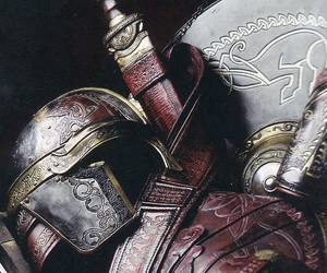 armor, war, and ares image