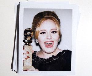 Adele, awards, and photography image