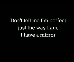 mirror and perfect image