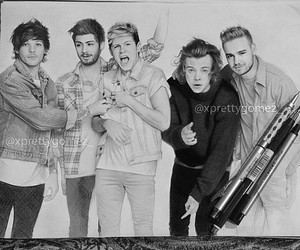 one direction, drawing, and liam payne image