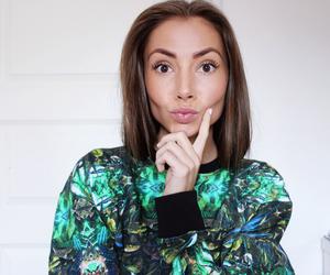 beautiful, norwegian blogger, and madeleine pedersen image