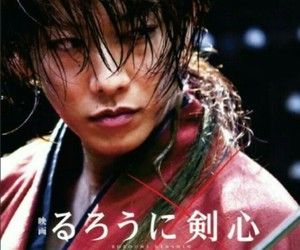 rurouni kenshin, japan, and movie image