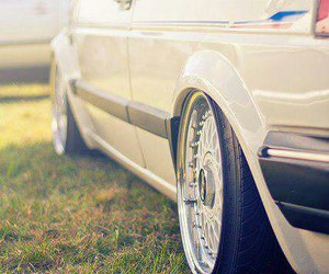 low, white, and vw image
