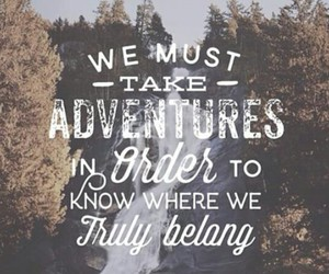 adventure, forest, and grunge image