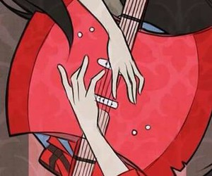 guitarra, vampiro, and marceline image
