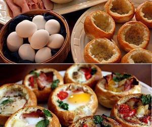 food, breakfast, and diy image