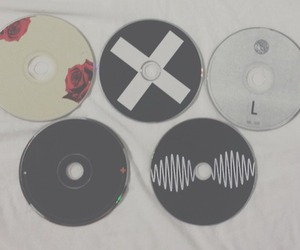 music, cd, and arctic monkeys image