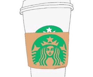 starbucks, overlay, and tumblr image
