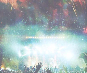 colors, concerts, and dj image