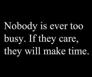 quotes, care, and time image
