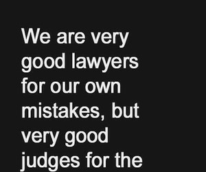 mistakes, lawyers, and judges image