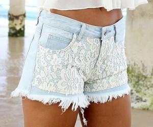 shorts, summer, and fashion image