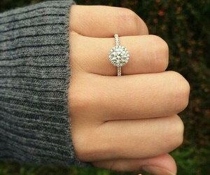 pretty, perfect, and ring image