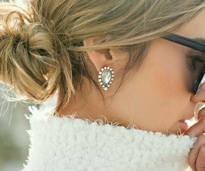 cool, pretty, and earring image