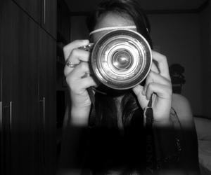 black and white, photography, and me image