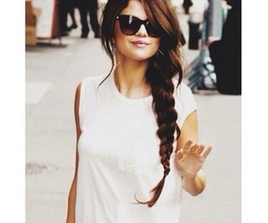 selena gomez, beauty, and hair image