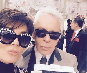 chanel, chanel haute couture, and chanel sunglasses image