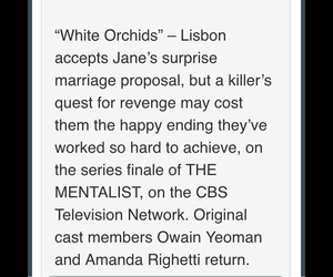 Finale, jane, and lisbon image