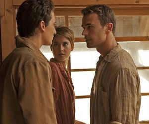 four, insurgent, and amity image